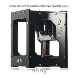 NEJE DK-8-KZ 2000mWith3000mW Engraver USB Marking Machine Laser Cutting Printer BE