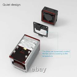 NEJE Master 2S Plus 30W CNC Laser Engraver Cutter Cutting Engraving Machine DIY