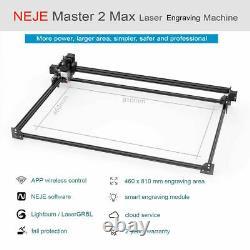 NEJE Master 2S max 30W CNC Laser engraving cutting machine egraver cutter UKSHIP