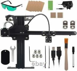 NEJE Master-2s 20 W Laser Engraver Cutting Machine Desktop Engraving