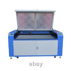NEW 130W 1400X900MM USB Laser Engraving Cutting Machine with Rotary Axis