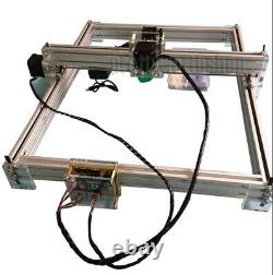 NO VAT 4050CM 500MW Desktop Laser Cutting/Engraving Machine DIY Logo Marking