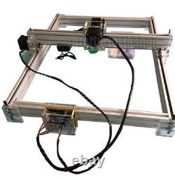 NO VAT 4050CM 500MW Laser Cutting/Engraving Machine DIY Logo Picture Marking