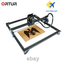 ORTUR 7W /15W /20W Laser Master 2 Engraving Cutting Machine Large Engraving Area