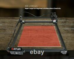 ORTUR Laser Master 2 15W Engraving Cutting Machine With 32-bit Motherboard