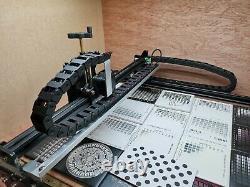 Ortur Laser Master 2 Engraving Cutting Machine 20W, Large Work Area, full set up