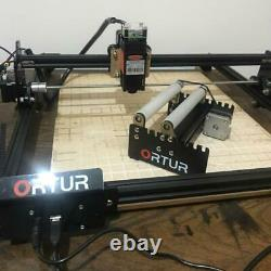 Ortur Laser Master 2 Engraving Cutting Machine And Accessories Large Work Area