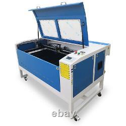 Reci W2 100W Co2 Laser Engraving Engraver & Cutting Cutter Machine 1000x600mm