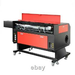 Ridgeyard 100W CO2 Gas Laser Engraving Cutting Engraver cutter Machine 700500mm