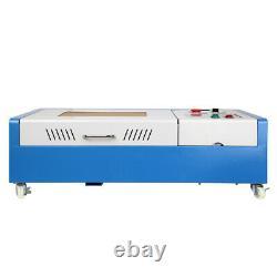 Ridgeyard 40W 300200mm CO2 Laser Engraving Cutting Machine USB Engraver Cutter