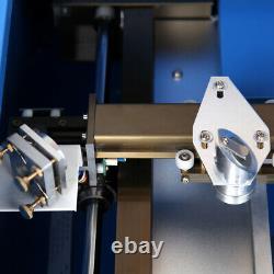 Ridgeyard 40W CO2 Laser Engraving Cutting Machine USB 300x200mm Engraver Cutter