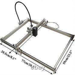 SALE! NO VAT Laser Engraving Machine Cutting 50x65cm 500MW DIY Image Printer
