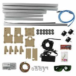 UK Plug Laser Engraving Cutting Machine Printer Desktop DIY Support VG-L3 Laser