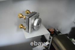 Upgraded 40W CO2 USB Laser Engraving Cutting Machine Cutter Wood Working+4 wheel