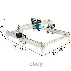 VEVOR 30x40CM CNC Laser Engraving Machine 500MW DIY Desktop Laser Engraver