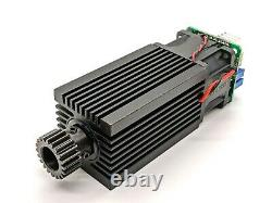 Z80 Lasers 7W+ Laser Engraving/Cutting Module with G-8 Lens, Driver & Turbo Fan