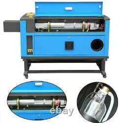 100w 700x500mm Co2 Usb Laser Graveur Cutter Dsp Machine De Découpe De Gravure