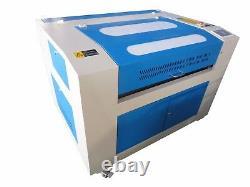 100w Hq9060 Co2 Laser Gravure Machine /graveur Coupeur Acrylique Contreplaqué