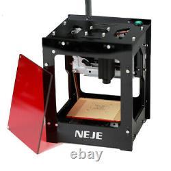 10w Cnc Gravure Laser Machine Graveur Sans Fil Logo Marqueur 445nm Bricolage