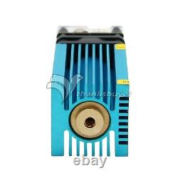 12v 15w 450nm Laser Cut Module 15000mw Engrave Stainles Steel Laser Module #now