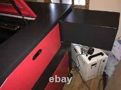 150w Lfj6090 Gravure Laser Tailleur Machine Graveur Cutter 600x900mm Zone De Travail