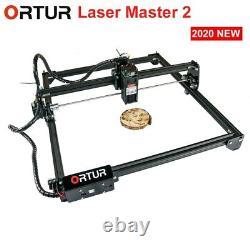 15w 20w Laser Master 2 Machine De Découpe À Gravure Laser Avec Carte Mère 32 Bits
