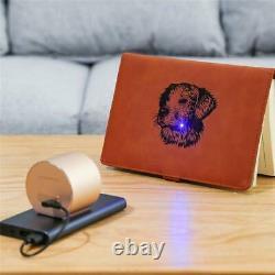 1600mw Portable Desktop Bt Laser Gravure Machine Gravure Graveur Diy Logo App