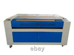 180w 1610 Co2 Laser Gravure Machine De Découpe / Engraver Cutter Acrylique 16001000