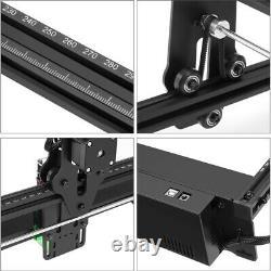 20w Graveur Laser Cnc Gravure De Bureau Machine De Découpe Atomstack A5 Pro Bricolage Royaume-uni
