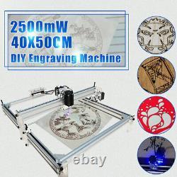 2500mw 4050cm Zone Mini Laser Gravure Machine Printer Kit I