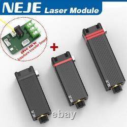 3.5avec7avec20w Tête De Module Laser Pour Gravure Laser Machine De Gravure Bricolage Graveur