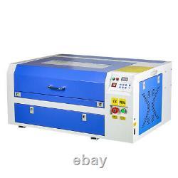 300mmx500mm High Precise 50w Co2 Laser Graveur Cutter Graveur Machine À Découper