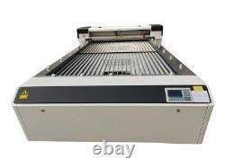 300w Hq1325 Co2 Gravure Laser Tailleur Machine Graveur Cutter Rack Servo Motor