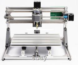 3018 Cnc Diy Grbl Gravure Cnc3018 Laser Machine Fraisage Routeur De Coupe De Bois Eu