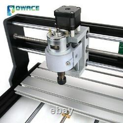 3018 Pro Er11 Grbl Cnc Bricolage Laser Router Machine Mini Pcb Cut Wood Engravinguk