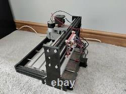 3018 Pro Er11 Grbl Cnc Diy Laser Router Machine Mini Pcb Cut Woodgraving