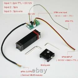 30w Cnc Laser Module Tête Gravure Laser /machine De Coupe