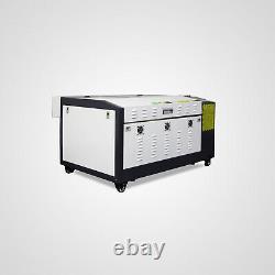 400x600mm 50w Gravure Gravure Laser Cutter Machine Z Axis Réglable
