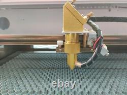 40w 4040 Cnc Co2 Gravure Laser Gravure Gravure Machine Gravure Graveur Cutter Desktop