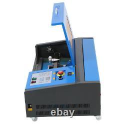 40w Co2 Graveur Laser Graveur Graveur Gravure Usb Machine Cutting Carving Printer