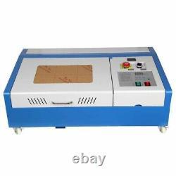 40w Co2 Laser Graveur Cutter Gravure Machine De Coupe 300x200mm LCD Display Ce
