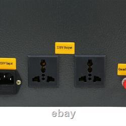 40w Co2 Laser Graveur Machine 220v Usb Port Gravure Découpe Sculpture Imprimante