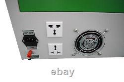 40w Co2 Usb Laser Gravure Tailleur Machine Graveur Cutter Pm Travail No1