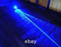 450nm Blau Blue Laser 15w Lasermodule Diode Für Gravure Cutting Ttl/pwm+brille
