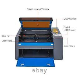 50w Co2 Graveur Laser Gravure Machine Cutting 500300mm Modèle Breveté