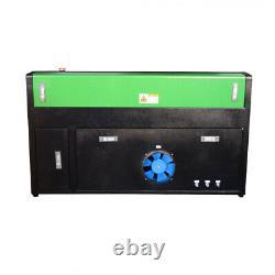 50w Co2 Gravure Laser Usb Et La Machine De Coupe D'axe Rotatif Apportez Votre