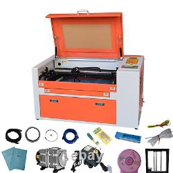 50w Co2 Laser Gravure Machine 500x300mm Et Laser Cutter Cutting Machine