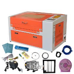 50w Co2 Usb Laser Cutting Machine 500x300mm Graveur Laser Cutter De Haute Qualité