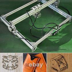 50x65cm 3000mw Zone Mini Laser Gravure Machine Kit D'imprimante