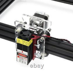 5500mw 65x50cm Laser Graven Machine Cutting Printer Cnc Control Logo Maker